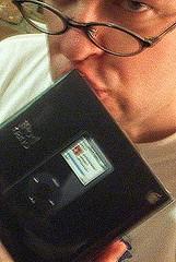 Me and my iPod nano