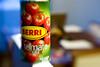 Lensbaby - Tomato juice