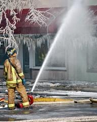 Grandview Avenue Fire