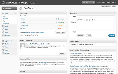 WordPress Success Page