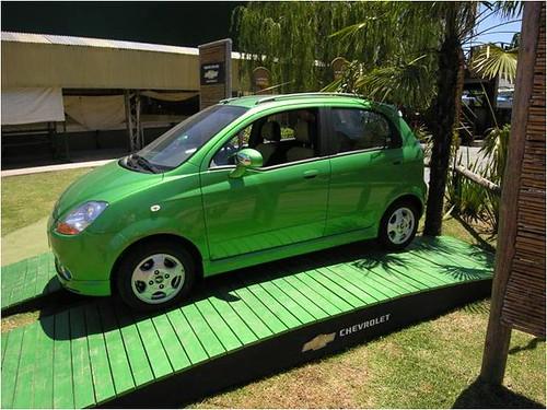 Spark verde Verano 2009
