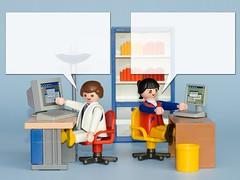 Office Legos