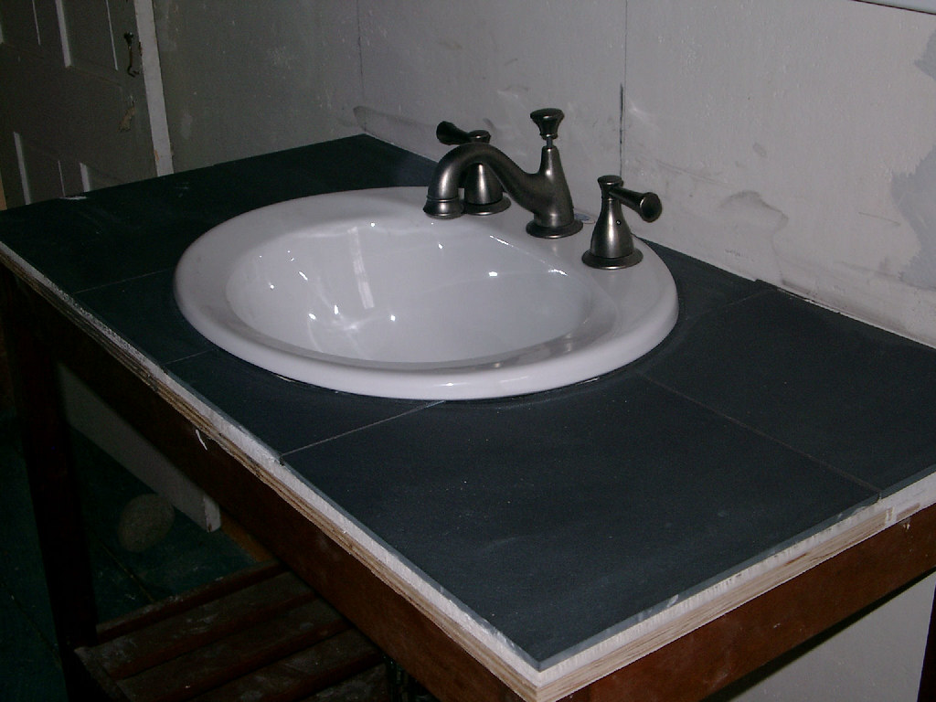 UpstairsBathroomSink