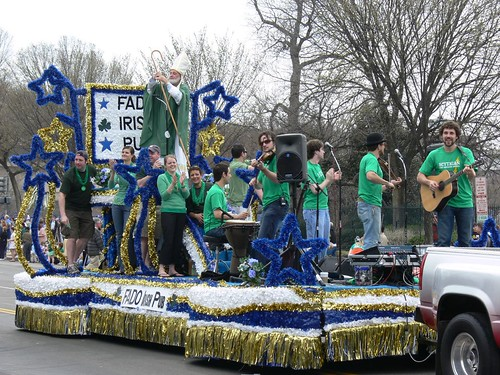 St. Pats Day Band