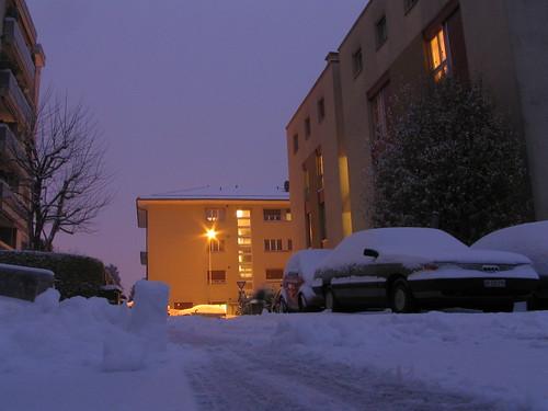 First Snow - 14