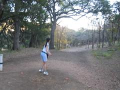Xuan throwing