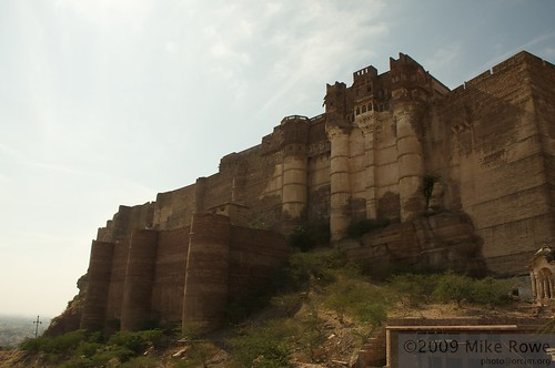 Meherengarh Fort