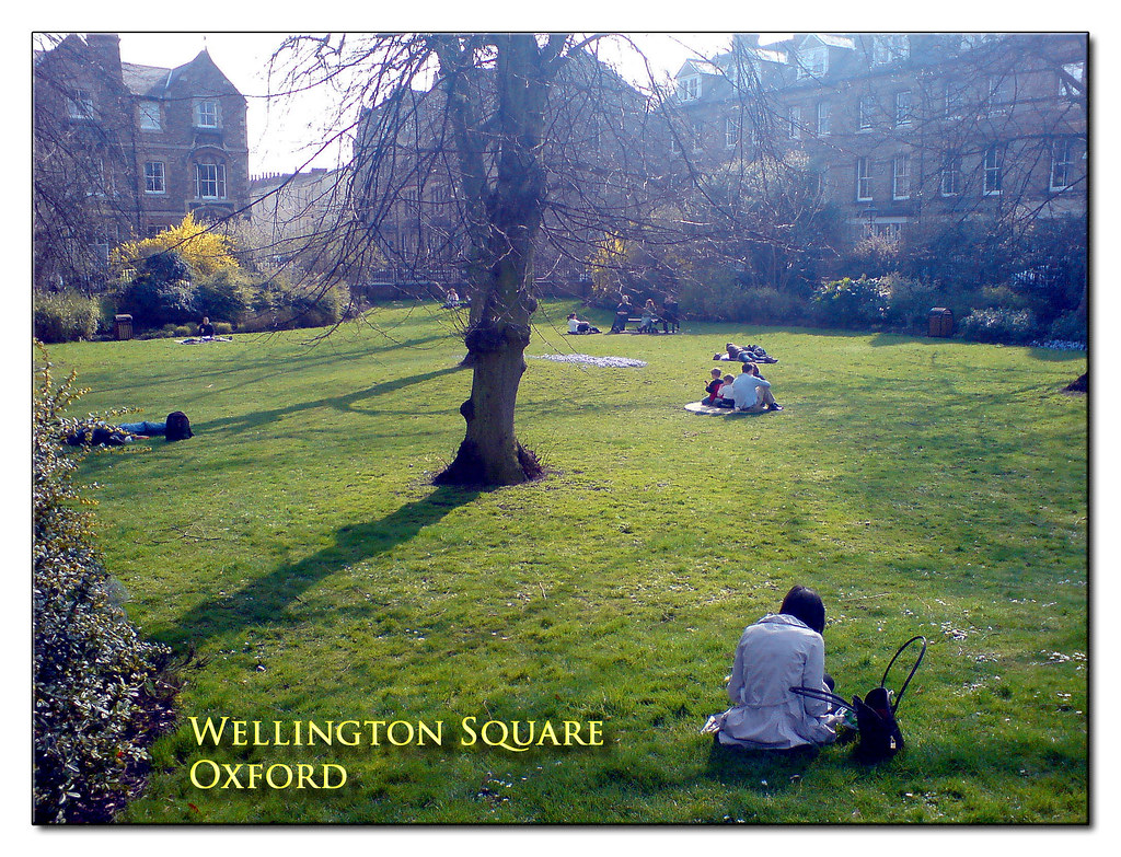 Wellington Square, Oxford