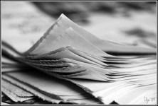 Newspapers Death