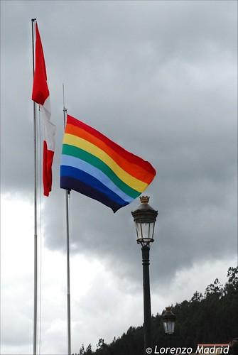 The Inka Flag