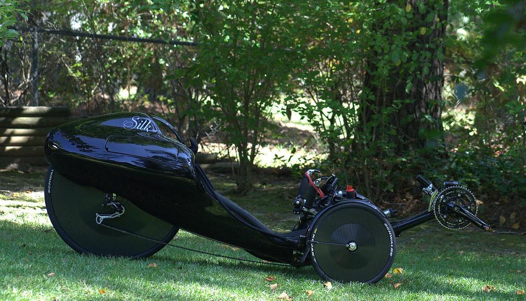 Trike & Fairing setup ~ cover shot