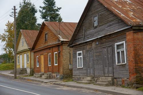 Senieji Žaslių namukai