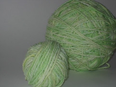 Final Product - Hand-dyed Yarn
