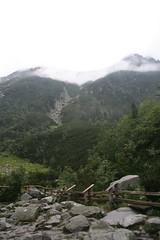Mountain rise