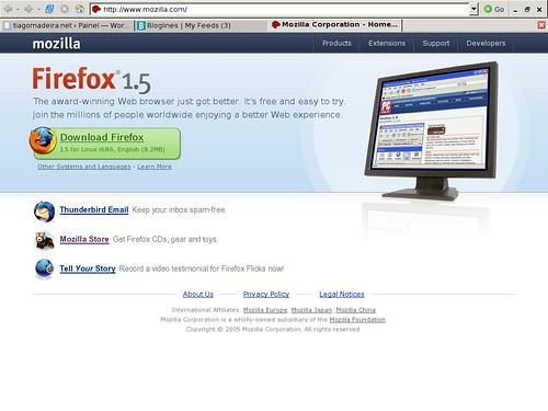 Firefox 1.5 Final released!