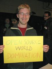 Open Source World Domination