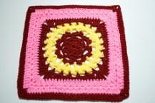 Mandala - 12 Inch Square