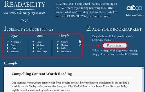 網頁內容太雜亂,一個步驟化繁為簡:READABILITY 3750886895_5cb1166016