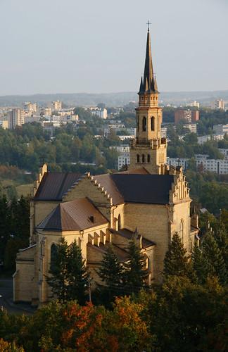 Naujosios Vilnios Šv. Kazimiero bažnyčia
