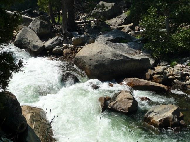 "A ""creek"" in Yosemite"