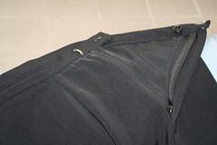 zipper dan kancing