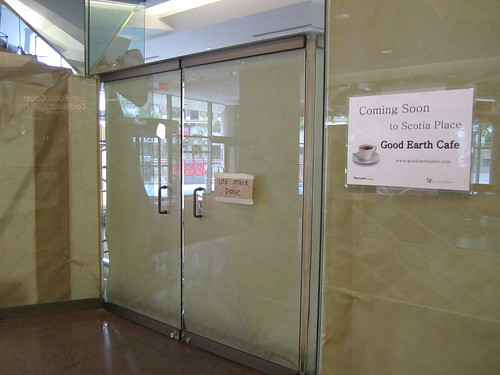 Good Earth Cafe coming to Scotia Place