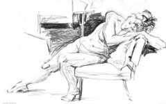 Life Drawing, 06.02.14