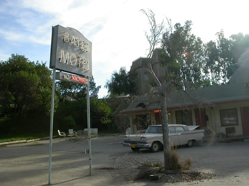 The Bates Motel