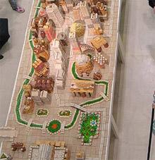 Ciudad galletas