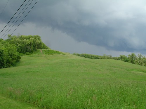 A spring '05 storm near Pittsburgh