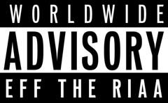 EFF the RIAA (clean)