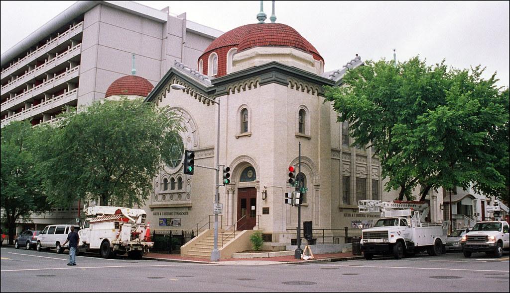 The historic sixth and I synagogue