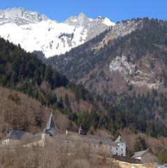 l'Abbaye de Tamié