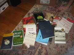 The contents of Box #5