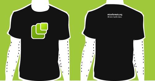 microformats shirt