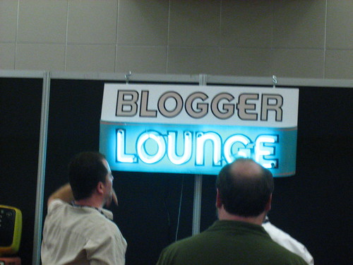 Blogger Lounge at SXSW 2006