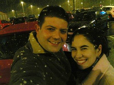 Complices Bajo la nieve