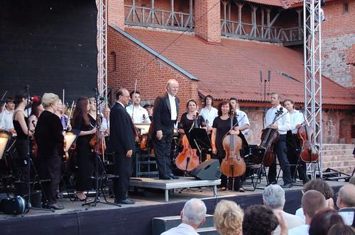 Pilnėnai opera: Orchestra