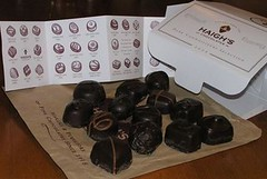 Haigh's Dark Connoisseurs box