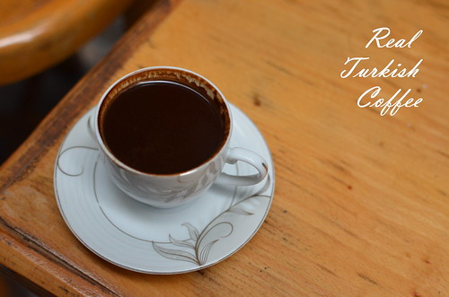 Manda Batmaz: Real Turkish Coffee