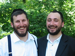 Rabbi Mati Kos and Rabbi Yonah