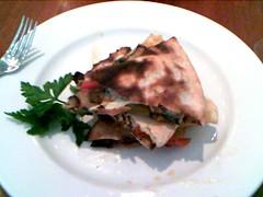Pronto's Vegetarian Zingara