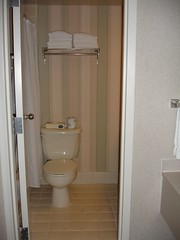 Bathroom, Perdido Beach Resort, Orange Beach AL