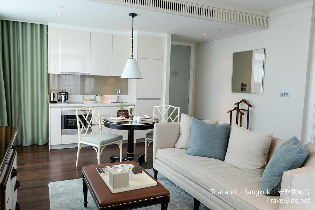 曼谷東方公寓 Oriental Residence Bangkok 33