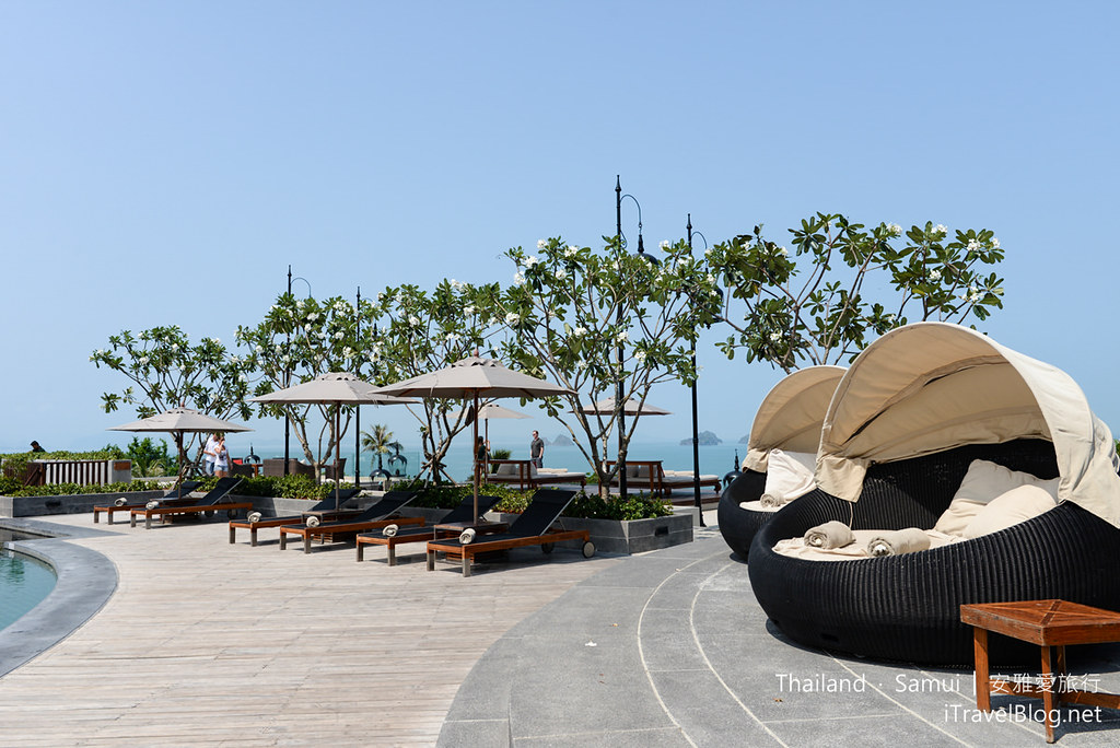 蘇美島酒店 InterContinental Samui Baan Taling Ngam Resort 16