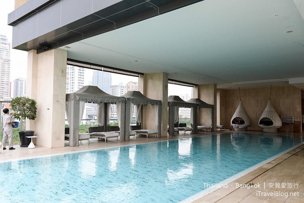 曼谷東方公寓 Oriental Residence Bangkok 69