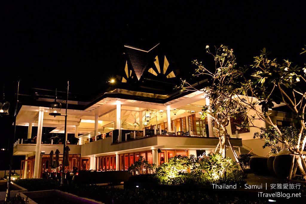 蘇美島酒店 InterContinental Samui Baan Taling Ngam Resort 54