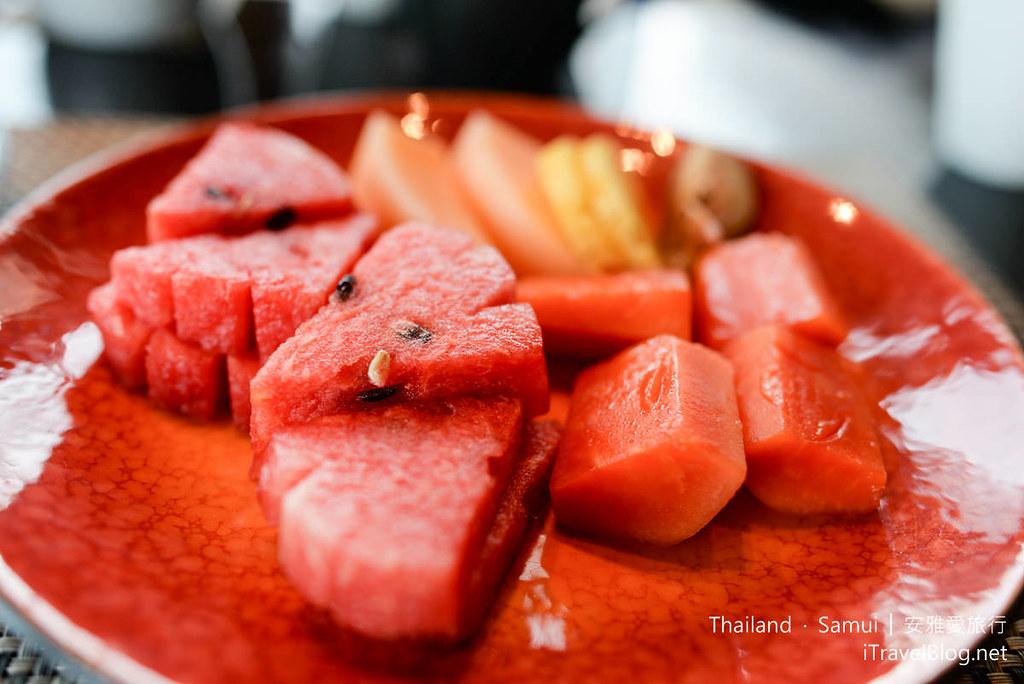 蘇美島酒店 InterContinental Samui Baan Taling Ngam Resort 41