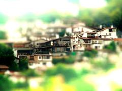 valle panoramico (version maqueta)