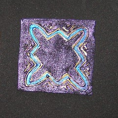 Pointed square